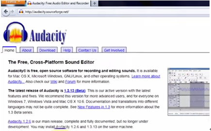 Download Deezer Music with Audacity