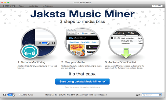 Best Music Downloader for Mac Sierra-Jaksta