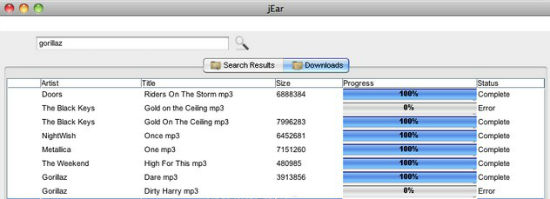 Best Music Downloader for Mac Sierra-jEar