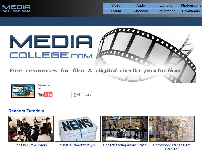 music for editing video-Media College