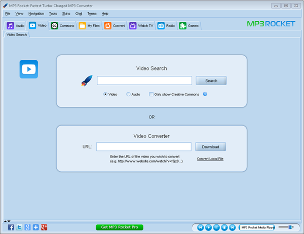 mp3 rocket download