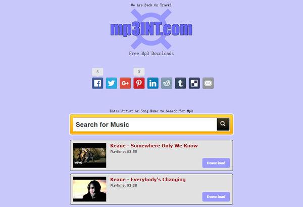 mp3 music downloader online