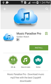 Free Country Music Download Apps for Android