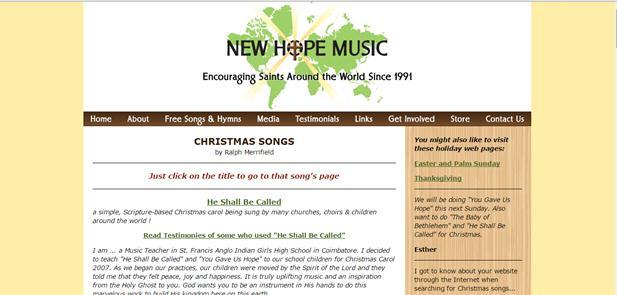 New Hope Music