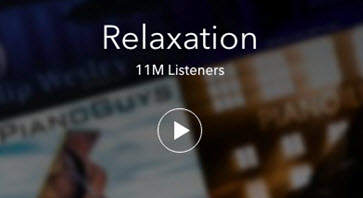 Hot Radio Programs on Pandora- Relaxation