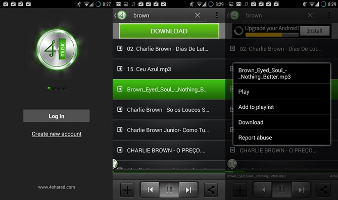 best music downloaders for samsung