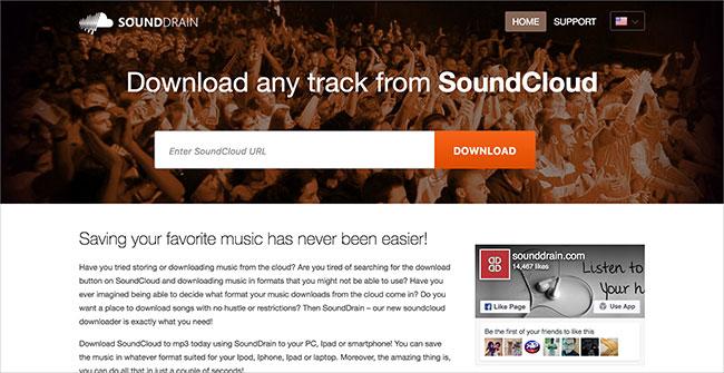 mp3 download websites Soundcloud