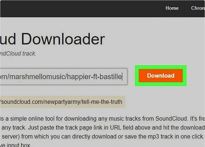download music from soundcloud to mac