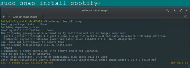download music from spotify to computer-spotify ubuntu