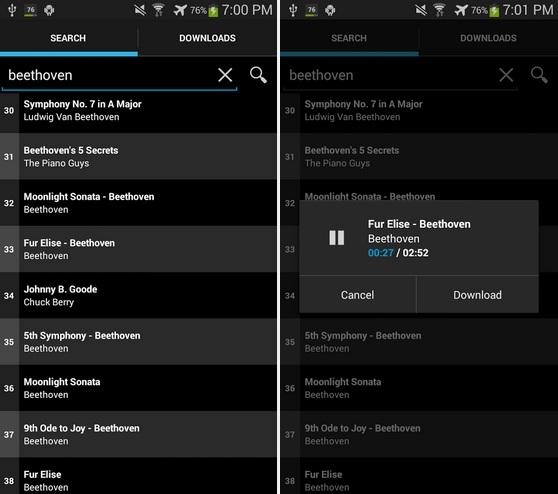best mp3 music downloader
