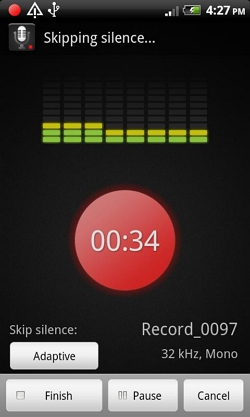 deezer playlist downloader - Smart voice recorder for android
