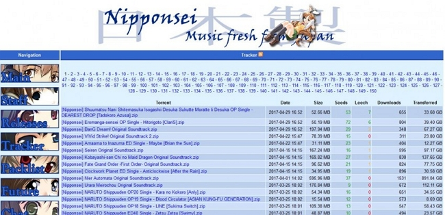 Download Anime OST - Nipponsei Minglong