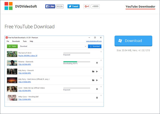 convert youtube to windows media player  -Free YouTube Download