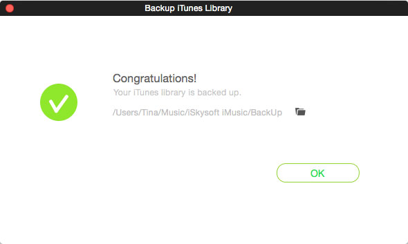 Backup and Restore iTunes Library