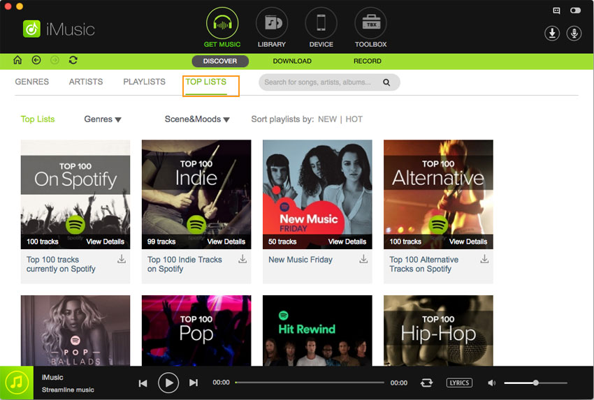 how to download music from spotify without premium android
