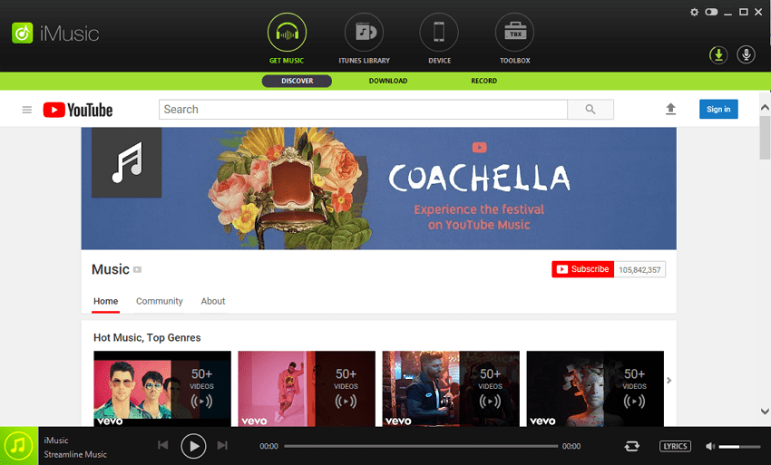 How to Transfer Videos from PC to iPhone-install imusic