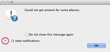 how to get album artwork in iTunes
