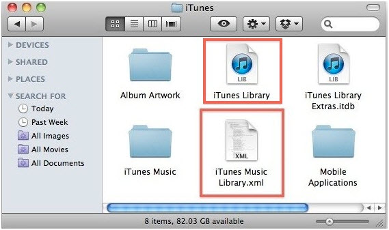 itunes library disappeared-restore iTunes Playlists-Music library