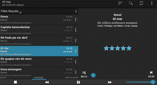 iTunes for android-foobar2000 controller
