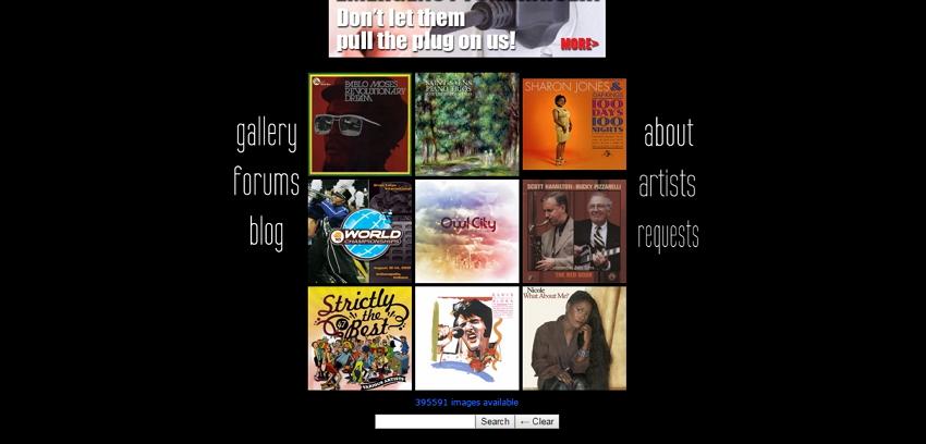 Websites to Get Beautiful Album Covers