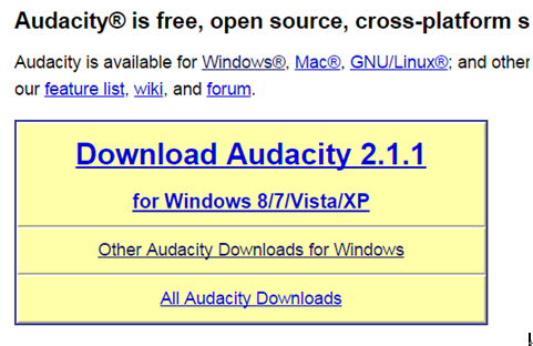 audacity mp3 plug-in