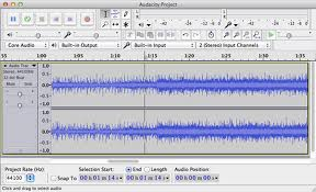 how to record from spotify-Audacity