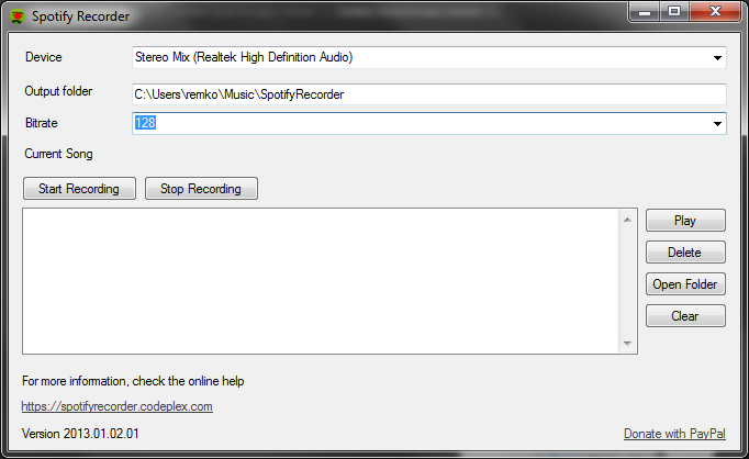 how to record from spotify-Aimersoft Music Recorder