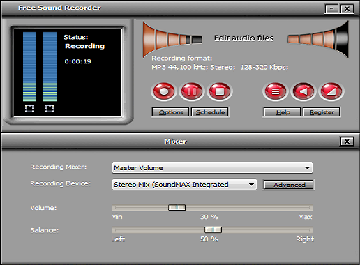 how to record streaming audio mac-Free Sound Recorder