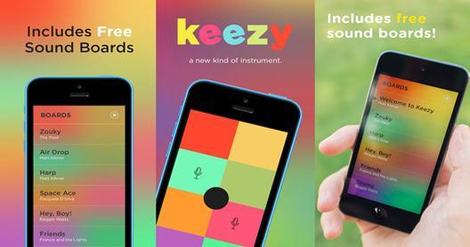 apple music maker-Keezy