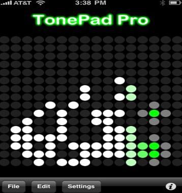 apple music maker-TonePad