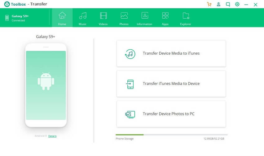 Android File Transfer Review and It's Best Alternative - iSkysoft Toolbox