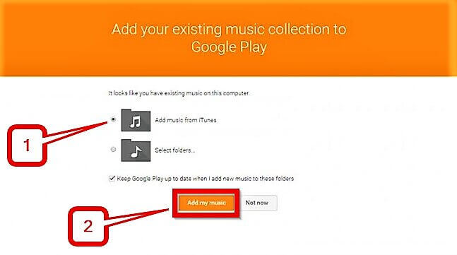 iTunes to Android Transfer: Move Music from iTunes to Android - Add My Music