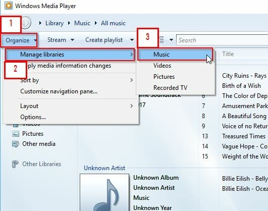 Export iTunes Library to Different Platform/Device-manage libraries