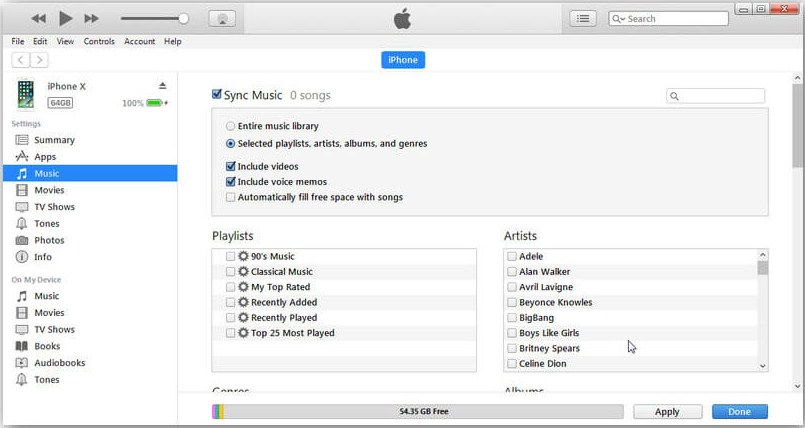How to Add Music From iTunes to iPhone (iPod Touch/iPad) Without any Hassle