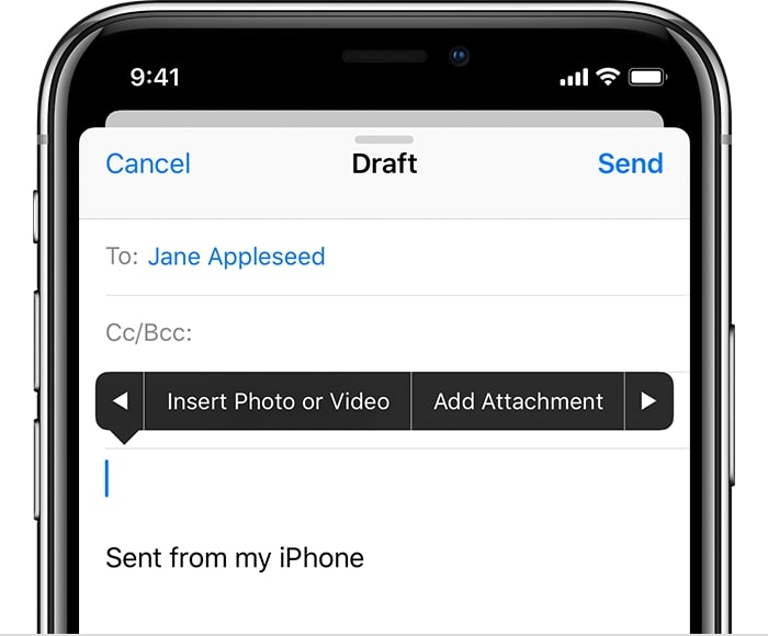 Different Fast Solutions to Transfer Music from iPhone /iPad/iPod Touch to iTunes-Access your email account