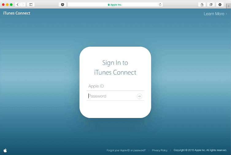 How to Put a Song on iTunes-itunes connect