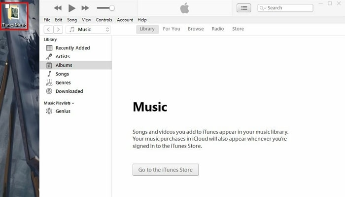How to Sync Music to iTunes--drag and drop music