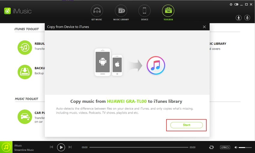 How to rebuild iTunes library-connect your mobile device to itunes