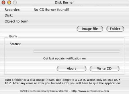 free dvd burner software for mac
