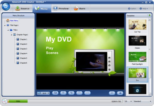 windows 7 dvd maker mp4