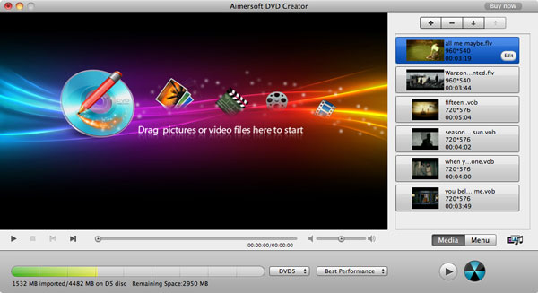 export imovie to idvd