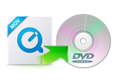 How to Burn QuickTime Movies to DVD in Mac/Windows