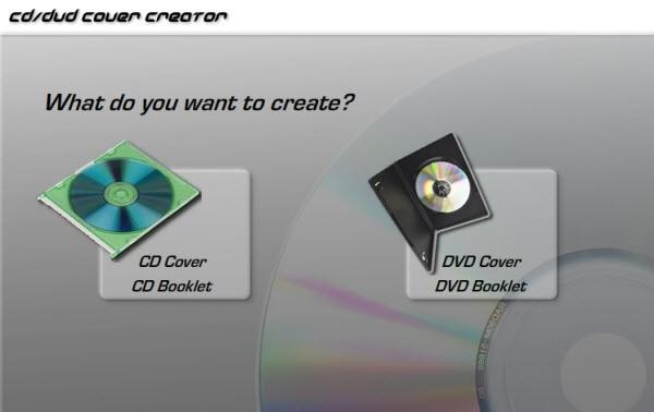 free dvd cover maker