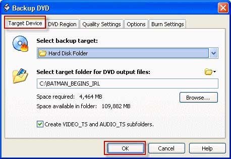 how to use dvd shrink