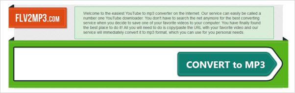 Онлайн аудио конвертер - конвертировать звук в MP3