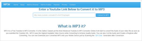 MP3 it