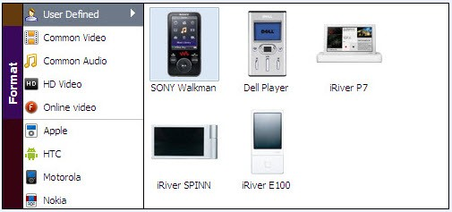 transfer itunes music to sony walkman