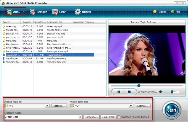 convert rhapsody to itunes