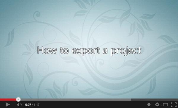 imovie export