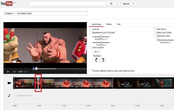 split youtube online
